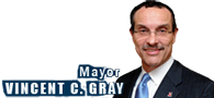 Mayor Vincent Gray photo
