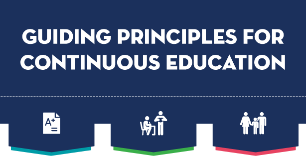 OSSE Guiding Principles for Continuous Education