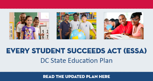 The Every Student Succeeds Act >> Every Student Succeeds Act Osse