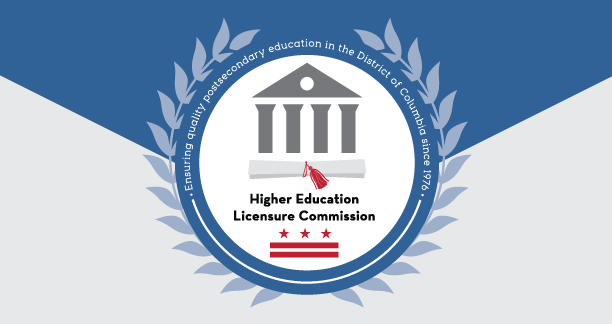 Higher Education Licensure Commission (HELC) Banner