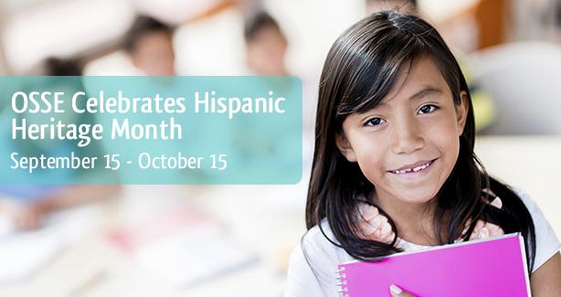 Hispanic Heritage Month