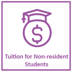 Tuition for Non-resident Students