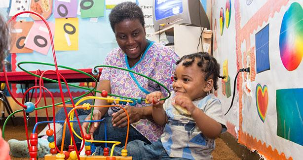 Child Development Staff: Get Support for New Education Requirements