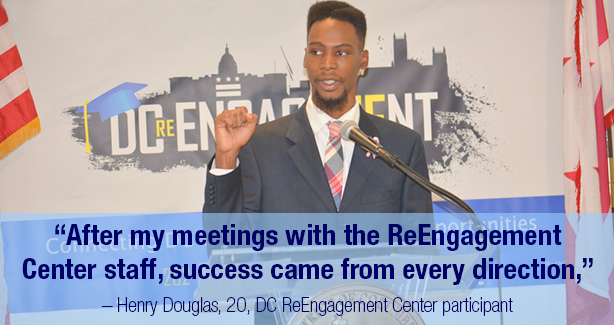DC ReEngagement Center (REC)
