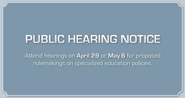 content PublicHearings Notice of Public Hearing .