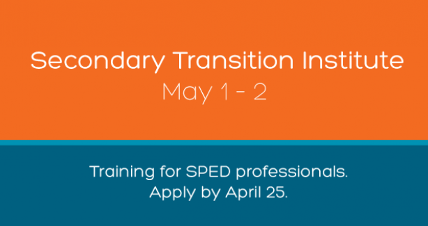 Secondary Transition Institute