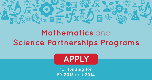 Mathematics and Science Partnerships Program Grant