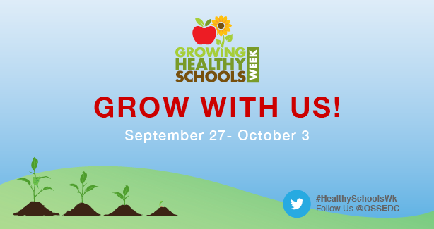 Growing Healthy Schools Week 2014