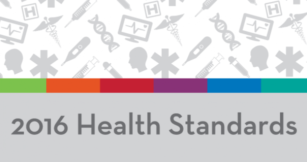2016 Health Education Standards