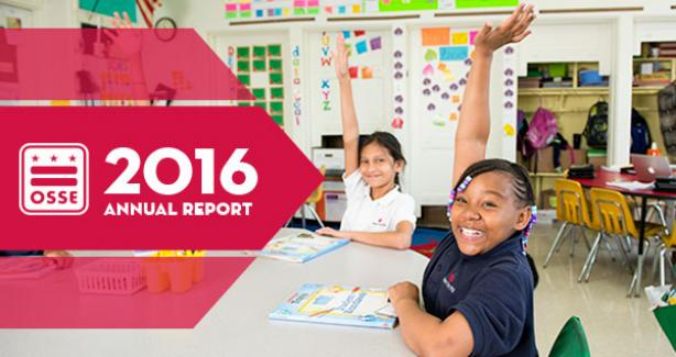 OSSE 2016 Annual Report