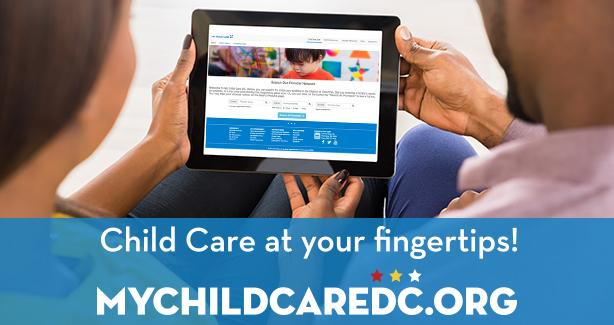 DC Launches New Child Care Search Website