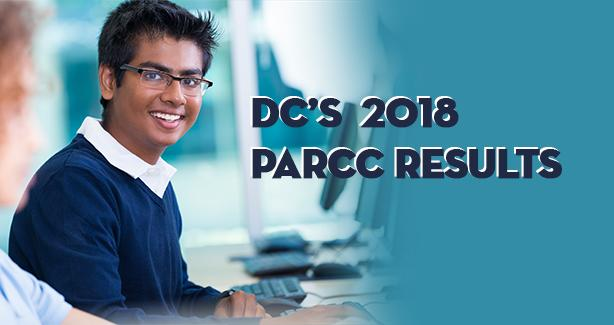 2018 DC PARCC Results Now Available