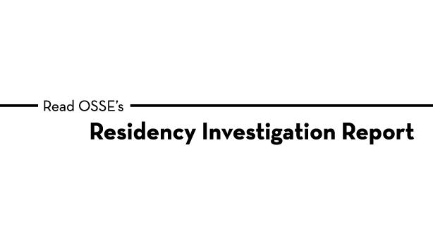 Report on Residency Investigation at Duke Ellington School of the Arts