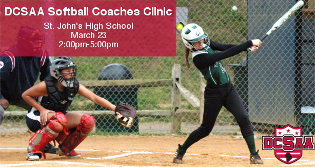 DCSAA Softball Coaches Clinic