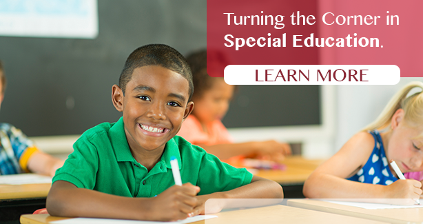 Turning the Corner in Special Education