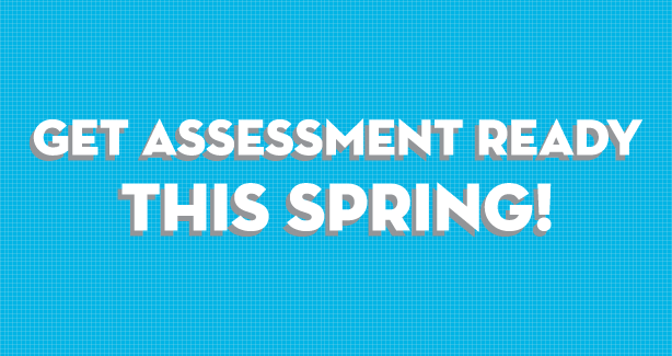 It's spring assessment season in DC!