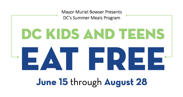 Summer Meals - Kids Eat Free All Summer