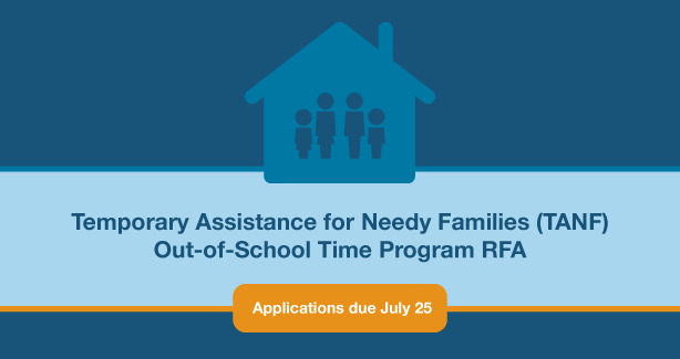 Temporary Assistance for Needy Families (TANF) Out-of-School Time Program RFA