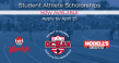 DCSAA Student-Athlete Scholarships Available