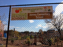 Best DC School Garden Award